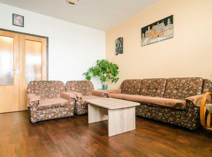 GESSAYOVA, 3-i byt, 74 m2 - TOP LOKALITA, bezproblémové parkovanie, ELEKTRIČKA, VÝHĽAD až na hrad