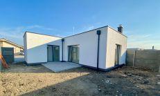 ASTER Predaj: 3i rodinný dom - časť dvojdomu, 70m2, Slovenský Grob - Malý Raj - pozemok 220m2