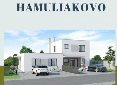 4-izbový BUNGALOV komplet dokončený za výbornú cenu, HAMULIAKOVO