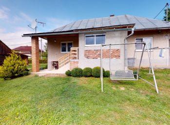 Rodinný dom v obci Rešov, okr. Bardejov