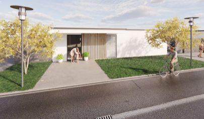 Moderné bývanie v ekologickej novostavbe v Senici