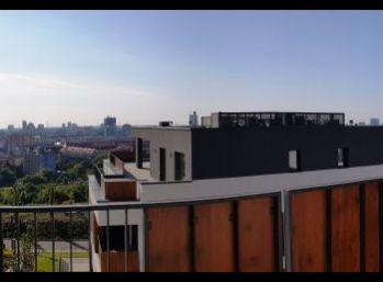 BA III. Luxusný 4 izb.  byt s výhladom na mesto na Kolibe