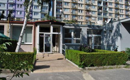 Ponúkame Exkluzívne na PRENÁJOM samostatný obchodný/kancelársky priestor v Ružinove