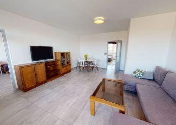Na prenájom 3 izbový kompletne zariadený byt v Trenčíne ul. Bavlnárska.