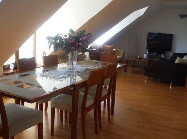 Luxusný 3 izbový byt 120m2 v rodinnom dome Nitra,Zobor