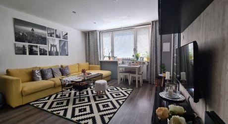 Zrekonštruovaný 1,5- izbový byt na sídlisku Družba