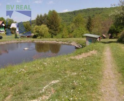 Na predaj záhradná chatka s pozemkom 420 m2 Vyhne okres Žiar nad Hronom