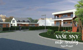 Nadštandardné byty s terasou a parkovaním v centre mesta Nové mesto nad Váhom