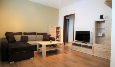 Prenájom - 2 izbový zariadený byt v Novostavbe -Malacky