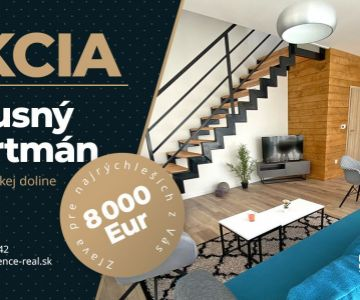 Luxusný apartmán na predaj Demänovská Dolina