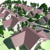 Pre rodinné domy, Báb, 4060 m², Pôvodný stav