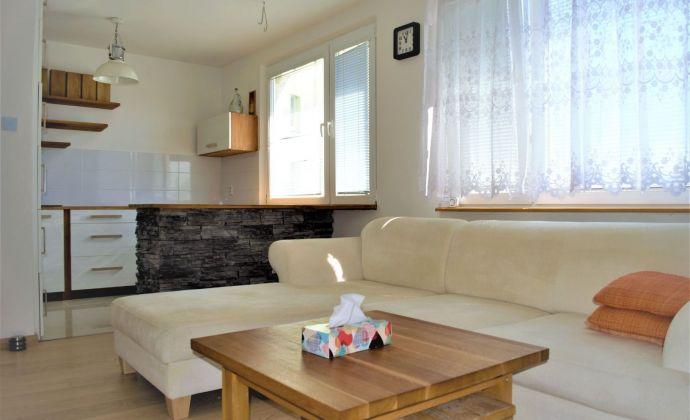 Moderný 1 izbový byt na predaj.