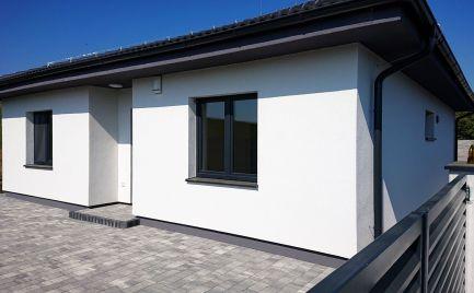 Skolaudovaná novostavba, rodinný dom v Horný Bar - Šuľany, novostavba dom 2