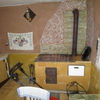 Chalupa, Rybník, 70 m², Čiastočná rekonštrukcia