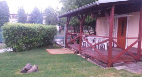 LEN U NÁS! Predaj - Prerobený rekreačný dom v termálnom kúpalisku PATINCE