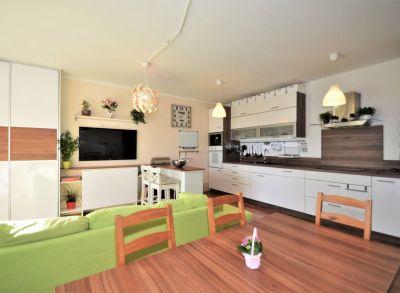 Rezervované: CORRIS: 3-izbový byt so záhradou, súkromný areál, wellness, Rusovce