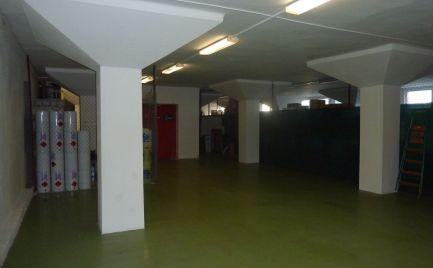 AOA Real  – prenájom, skladové priestory 110 m2, vyhľadávaná  lokalita,  nákladný výťah, rampa, Klincová ul., Ružinov