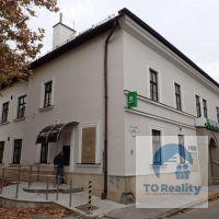Kancelárie, Prievidza, 10 m², Čiastočná rekonštrukcia