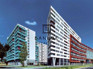 Prenájom 2-izbový byt orientovaný na jazero Kuchajda, Tomášikova ulica, Bratislava-Nové Mesto.