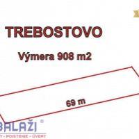 Pre bytovú výstavbu, Trebostovo, 970 m², Pôvodný stav