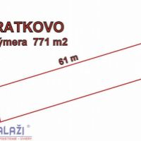 Pre bytovú výstavbu, Ratkovo, 771 m², Pôvodný stav