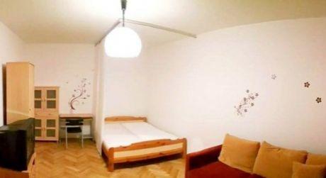 Veľký 1- izbový byt s balkónom na Muškátovej ulici