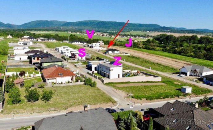 Prešov Šalgovík na predaj stavebný pozemok komplet IS