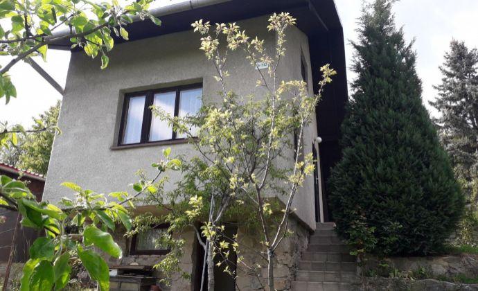 Košice Kavečany na predaj murovaná chata so záhradou