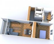 2i čiastočne zrekonštruovaný byt vo vyhľadávanej lokalite na Fončorde