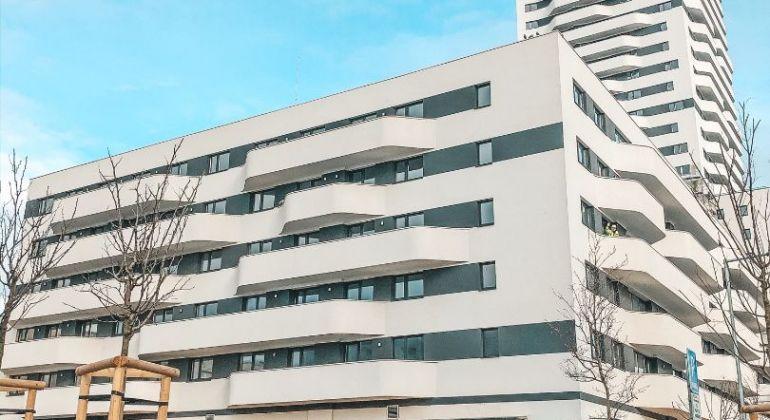 Na predaj  2izbový apartmán vo vypredanom bytovom komplexe Matadorka v Petržalke