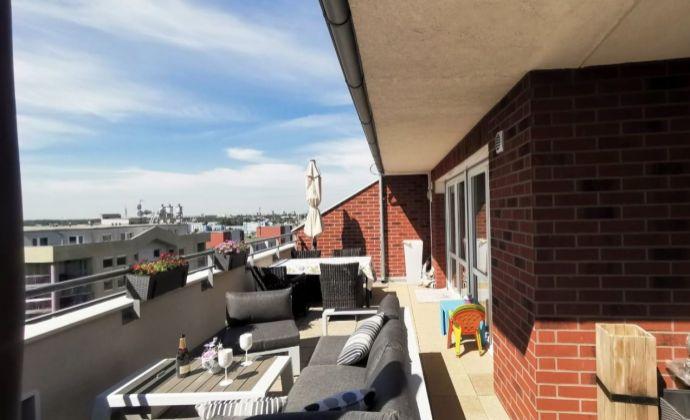 4 izbový byt s privátnou terasou v Ružinove 158,52m2