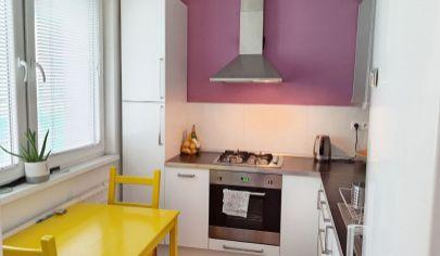 Skvelá ponuka  -  1,5 izbový byt na Mraziarenskej ulici - Ružinov