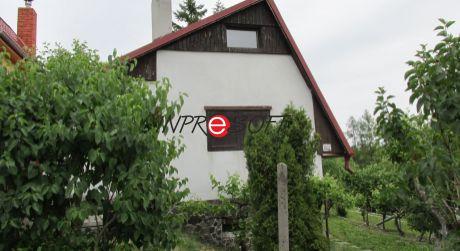 Len u nás!!!Rekreačná chatka s výhľadom na mesto Zlaté Moravce