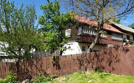 Pekná tradičná drevenica na Horehroní v tichom prostredí- Pohorelá - Nízke Tatry