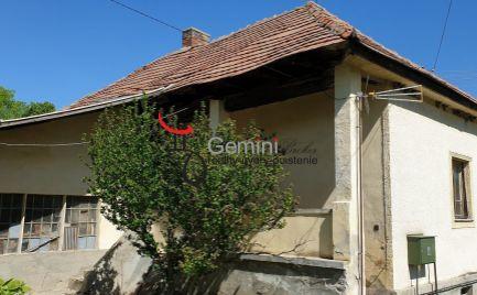 GEMINIBROKER Vám ponúka na predaj rodinný dom v obci GONC