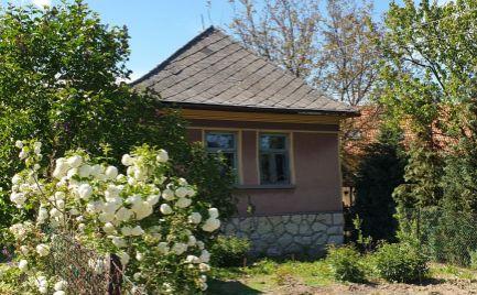 GEMINIBROKER Vám ponúka rodinný dom gazdovského typu v lone krásnej obce Telkibánya (Maďarsko)