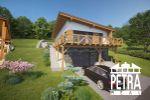 PREDAJ : pekný južne orientovaný pozemok pre rodinný dom so stavebným povolením v obci Horná Mičiná