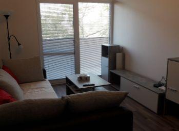 zariadený 2 izbový byt s veľkou lodžiou