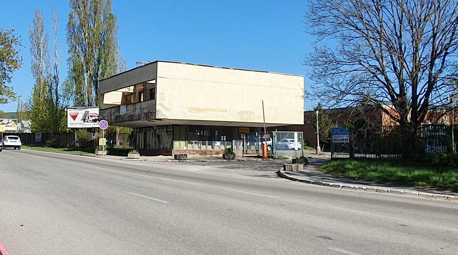 Polyfunkčný objekt-Predaj-Košice - mestská časť Západ-285000.00 €