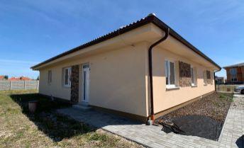 4 izbový rodinný dom, novovybudovaná časť v Dunajskej Strede