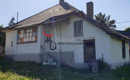 GEMINIBROKER Vám ponúka na predaj útulný rodinný dom v obci Vilyvitány (Maďarsko)