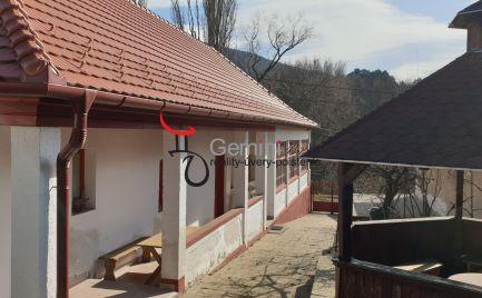 GEMINIBROKER Vám ponúka kompletne zrekonštruovaný rodinný dom v obci Hejce (Maďarsko)