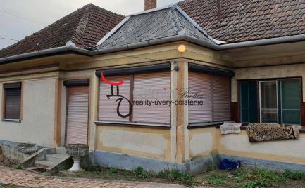 GEMINIBROKER Vám ponúka na predaj rodinný dom v obci Bózsva (Maďarsko)