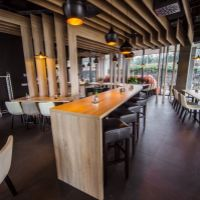 Reštaurácia, Bratislava-Karlova Ves, 253 m², Novostavba
