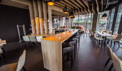Prenájom/odstúpenie atraktívnej reštaurácie 253m2 -  WESTEND BUSINESS PARK