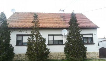 Na predaj rodinný dom Závod, Puškinova.