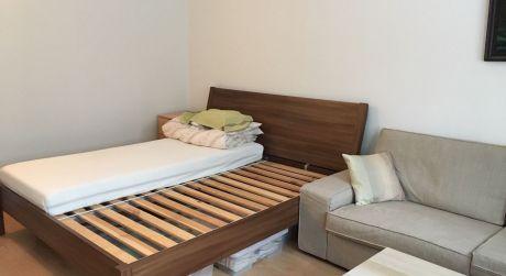 Veľký 1-izbový byt s možnosťou prerobenia na 2-izbový na Bakošovej ulici