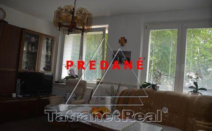 PREDANÉ -1,5 izbový byt na Sídlisku III na predaj