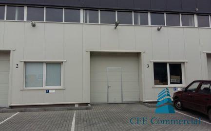 Skladový priestor so zázemím, novostavba, 373 m2, ul. Stará Vajnorská