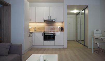 Exkluzívny 2-izbový byt v novostavbe City Park Ružinov